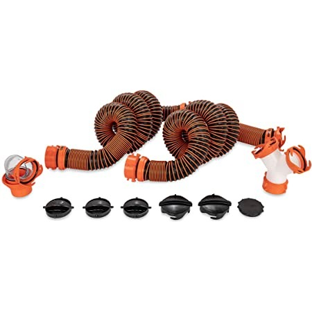 Welcome To TCHRpro!!! Camco Rhino Extreme 20 Ft RV Sewer Hose Kit W/Swivel Fittings & Wye Adapter Link Thumbnail | Linktree