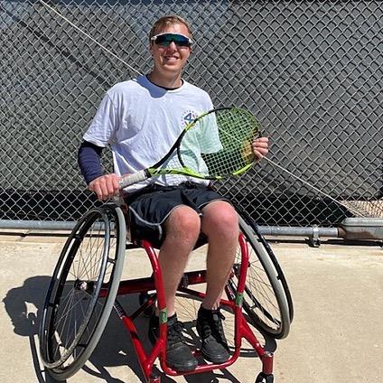 Two Adapt Members Win Adaptive Sports Grants