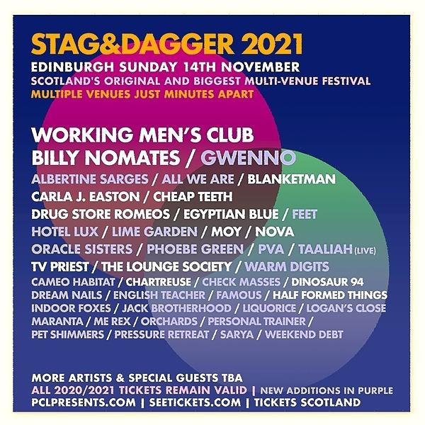 14.11 - Edinburgh - Stag & Dagger