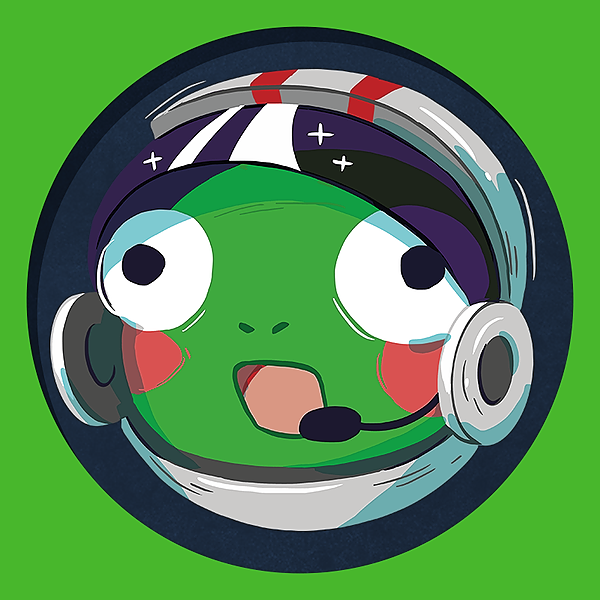SPACE FROGS (SpaceFrogs) Profile Image   Linktree