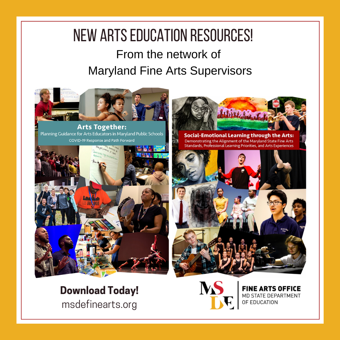 @AEMS MSDE Fine Arts Office Resources Link Thumbnail | Linktree