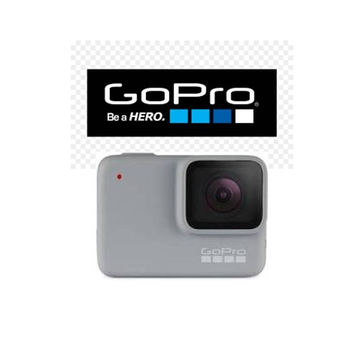 GoPro Hero 7 White Action Camera (affiliate link)
