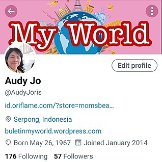 @audyjo TWITTER Link Thumbnail | Linktree