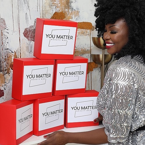 Shop: You Matter Beauty Box