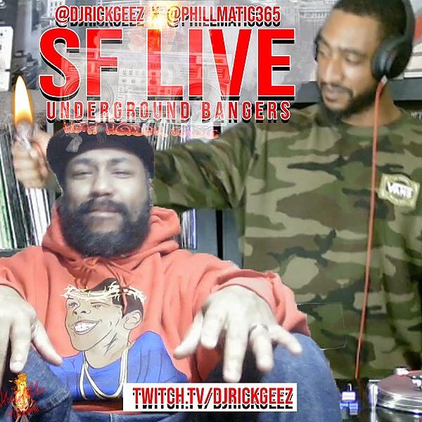 Tissue in The Tape Podcast HeatHolder Radio vol. 7&8: Straight Fire Live Underground mix Link Thumbnail | Linktree