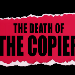 @gr_walters The Death of The Copier - Book Link Thumbnail   Linktree