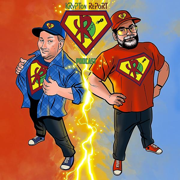 Krypton Report Podcast (Kryptonreport) Profile Image   Linktree