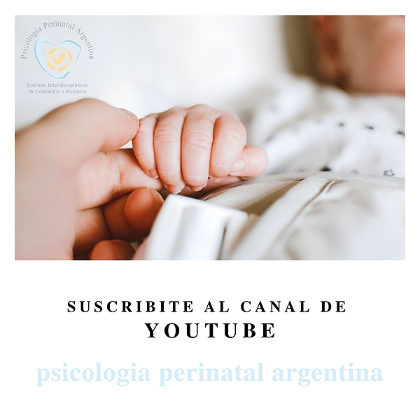 @Psicologiaperinatalargentina SUSCRIBITE A YOUTUBE  Link Thumbnail   Linktree