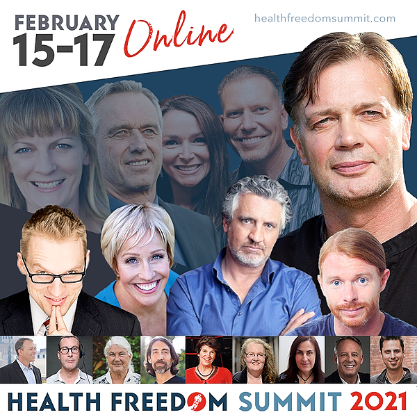 HEALTH FREEDOM SUMMIT 2021