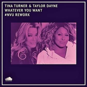 @nvumusic #NVU Rework   Tina Turner & Taylor Dayne — Whatever You Want Link Thumbnail   Linktree