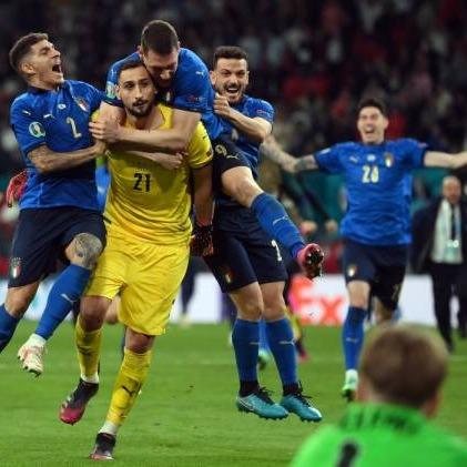 @sinar.harian Itali hampakan England di Wembley, muncul juara Euro 2020 Link Thumbnail | Linktree