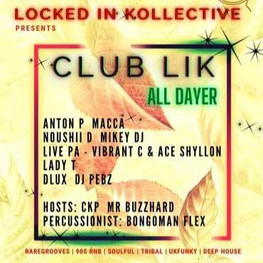 CLUB L.I.K ALL-DAYER August