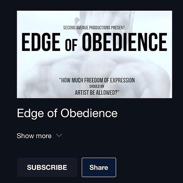 @EdgeOfObedience Edge of Obedience - Indie Rights Link Thumbnail | Linktree