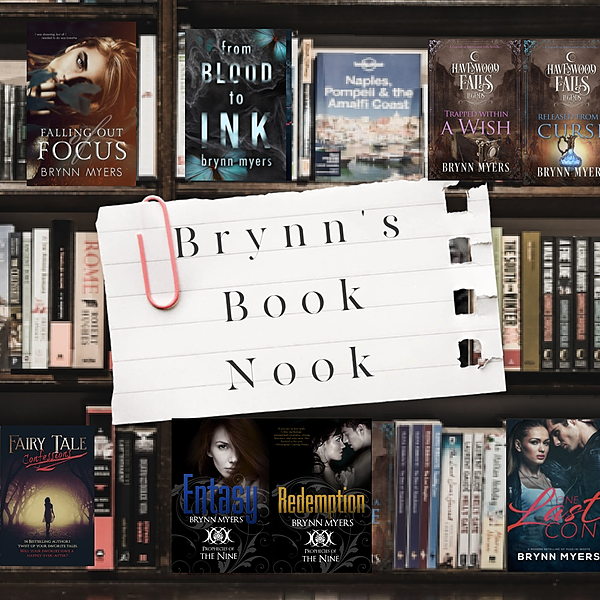 Brynn's Book Nook-Official Reader Group for Author Brynn Myers