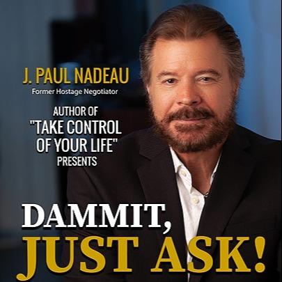 "@jpaulnadeau ""Dammit, Just Ask!"" Negotiations Book - Amazon.com Link Thumbnail | Linktree"