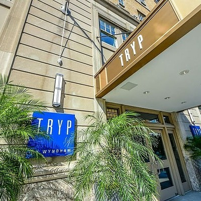 Newark Pride Festival 2021 BOOK your room with Tryp Hotel! 20% OFF Link Thumbnail | Linktree