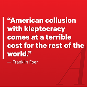 The Atlantic Russian-Style Kleptocracy Is Infiltrating America Link Thumbnail | Linktree