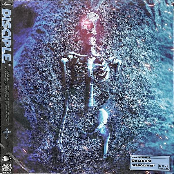Calcium - Dissolve EP [OUT NOW]
