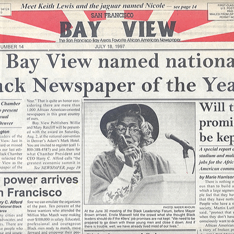 BAY VIEW FUNDRAISER 2020: IN PERSON AND ON ZOOM