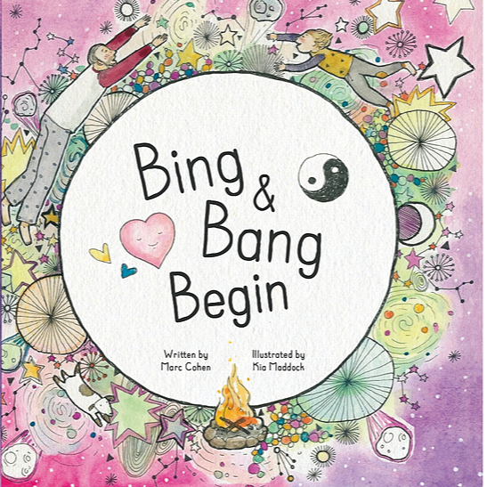 """Buy new books """"Bing & Bang Begin"""" and/or """"Love and Everything"""""""