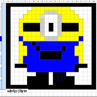 @WinterStorm Sight Word Pixel Art Link Thumbnail   Linktree