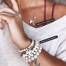 MIRANDA PARKER KC Chic Jewelry (25% off code: Miranda) Link Thumbnail   Linktree