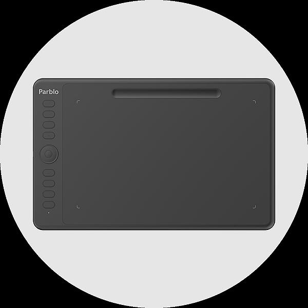 @parblotech CANADA- Intangbo M Drawing Tablet Link Thumbnail | Linktree