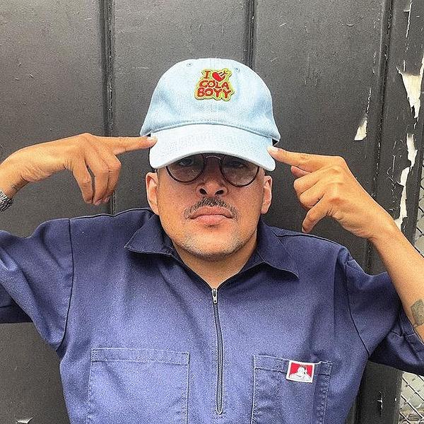 Cola Boyy Merch available: caps, tshirt, vinyl, CD Link Thumbnail | Linktree