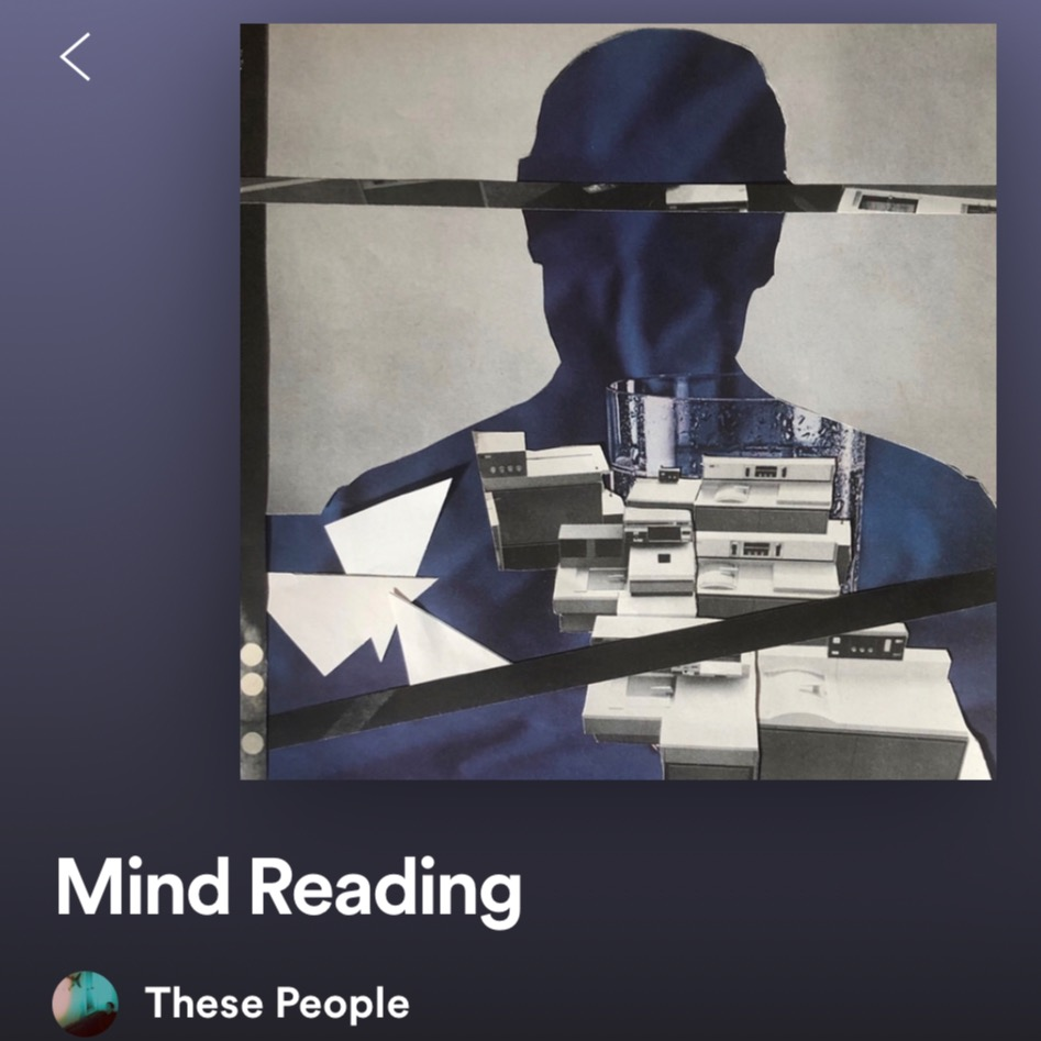 "New Single ""Mind Reading"" on Spotify"