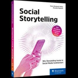 @memplexx Social Storytelling Book Link Thumbnail | Linktree