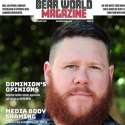 Homer Marrs  Bear World Magazine Feature Story Link Thumbnail   Linktree