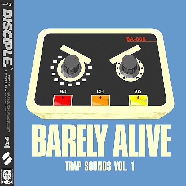Barely Alive - Trap Sounds Vol. 1 (SAMPLE PACK)