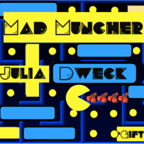 @GiftedTawk Mad Munchers 70's Arcade-Style Vocabulary Link Thumbnail | Linktree