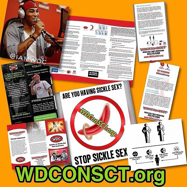 @farrondozier Sickle Cell Trait PSA Link Thumbnail | Linktree