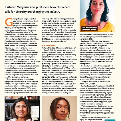 Kathleen Whyman Author Read about trends and issues in publishing Link Thumbnail   Linktree