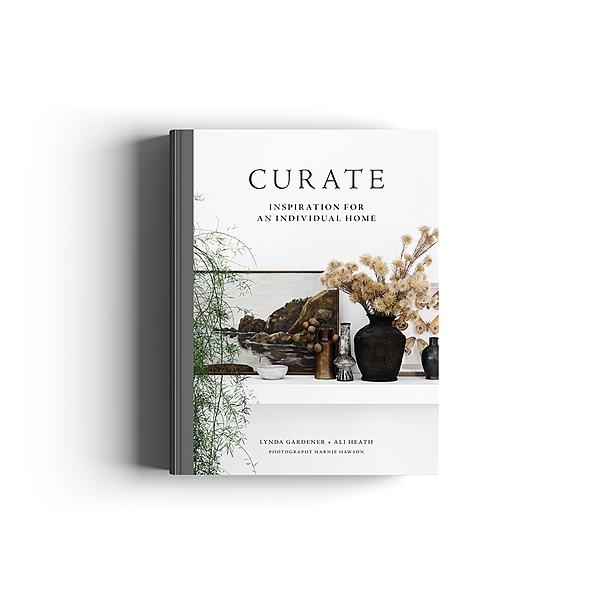 @lyndagardener CURATE - PRE ORDER NEW BOOK via Booktopia AUSTRALIA Link Thumbnail   Linktree