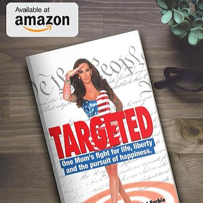 Lindsey Graham, Patriot Barbie BUY MY BOOK! Link Thumbnail | Linktree