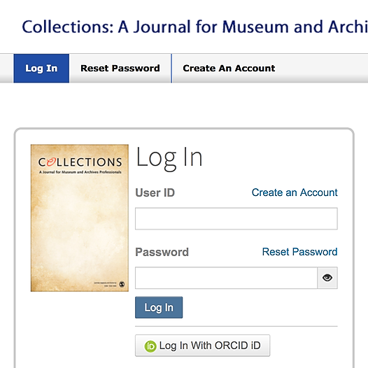 Director, RIT Museum Studies Collections Journal Submission Portal through ScholarOne Link Thumbnail | Linktree