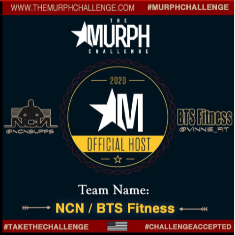The MURPH Challenge with Team NCN / BTS FITNESS