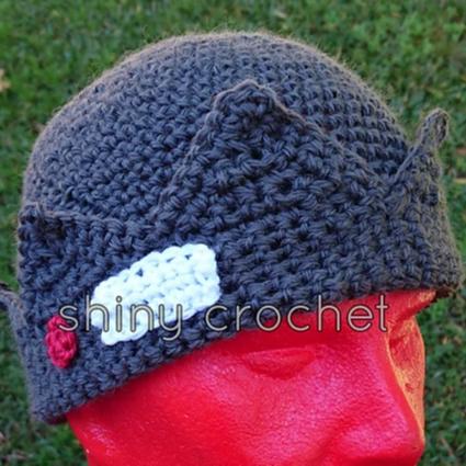@shinycrochet Jughead beanie pattern on Ravelry Link Thumbnail   Linktree