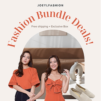 @joeylfashion Fashion Bundle or FB post enquiry ~Personal 1-1 customer services for size guideline and ordering step)  Link Thumbnail | Linktree