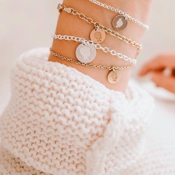 Shop Coin Bracelets