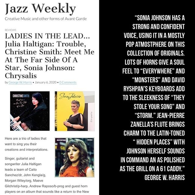 REVIEW - JazzWeekly