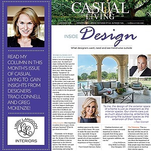 Casual Living: Trends Designers Want and Need