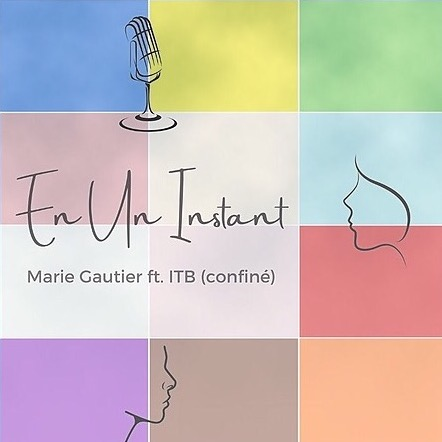 @MBMinistere Single «EN UN INSTANT» Marie Gautier ft. ITB (confiné) Link Thumbnail | Linktree