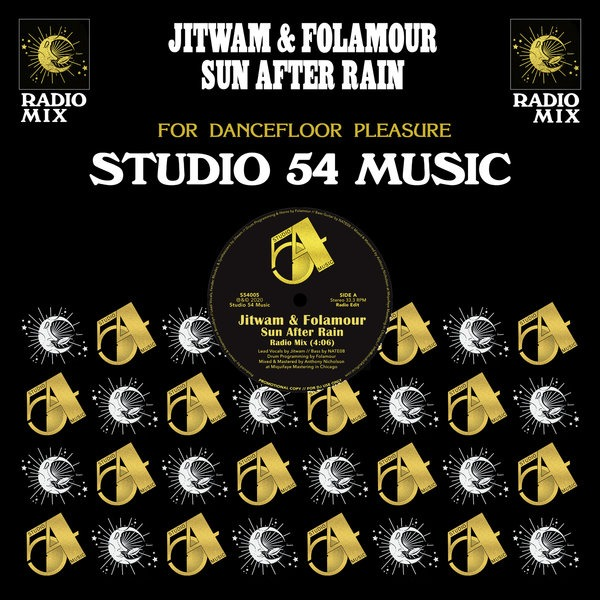 @Studio54music Jitwam & Folamour 'Sun After Rain' Link Thumbnail   Linktree