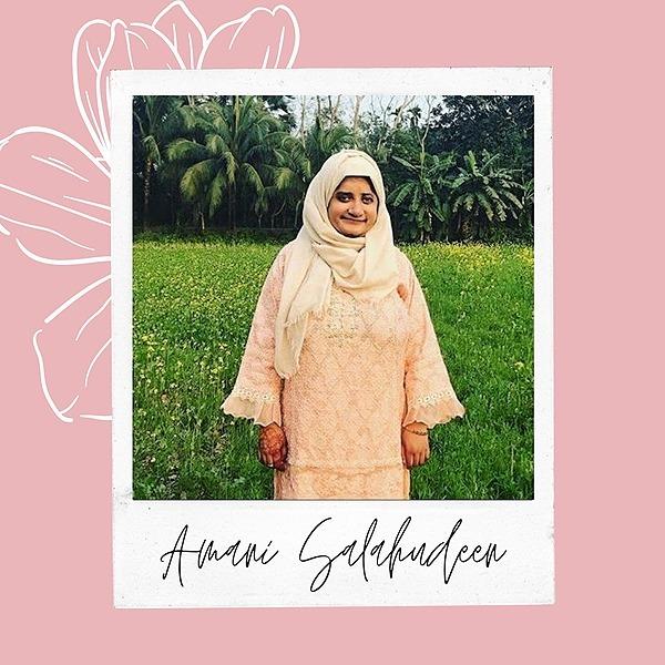 Amani (AmaniSalahudeen) Profile Image | Linktree
