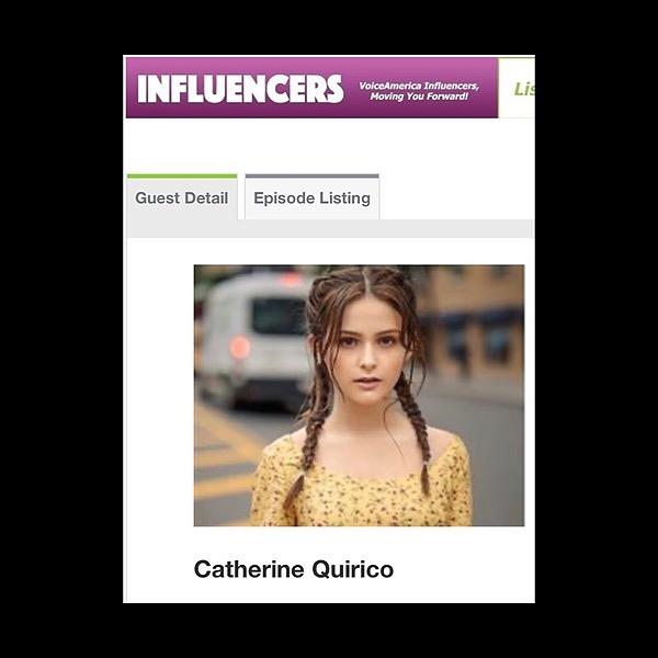@catherinequirico 🤩Press Voice America Link Thumbnail   Linktree