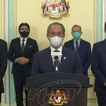 @sinar.harian Muhyiddin umum masih kekal jawatan Perdana Menteri Link Thumbnail | Linktree