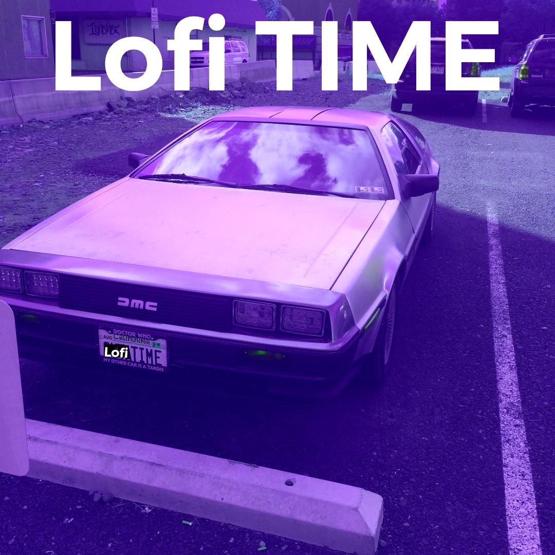 My Spotify Playlist - Lofi TIME